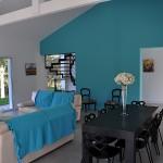 Salon - Villa en Location - Arcangues