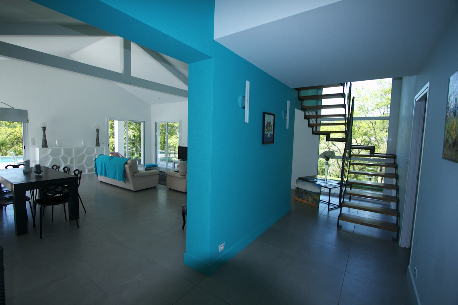 Mezzanine - Villa en Location - Arcangues